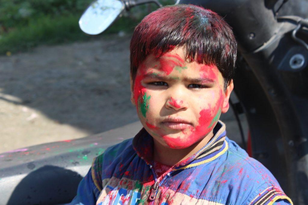 HOLI FESTIVAL IN INDIA: