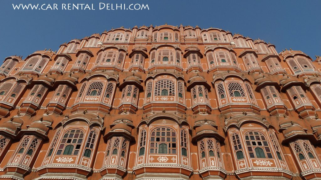 GOLDEN TRIANGLE VISIT IN INDIA: