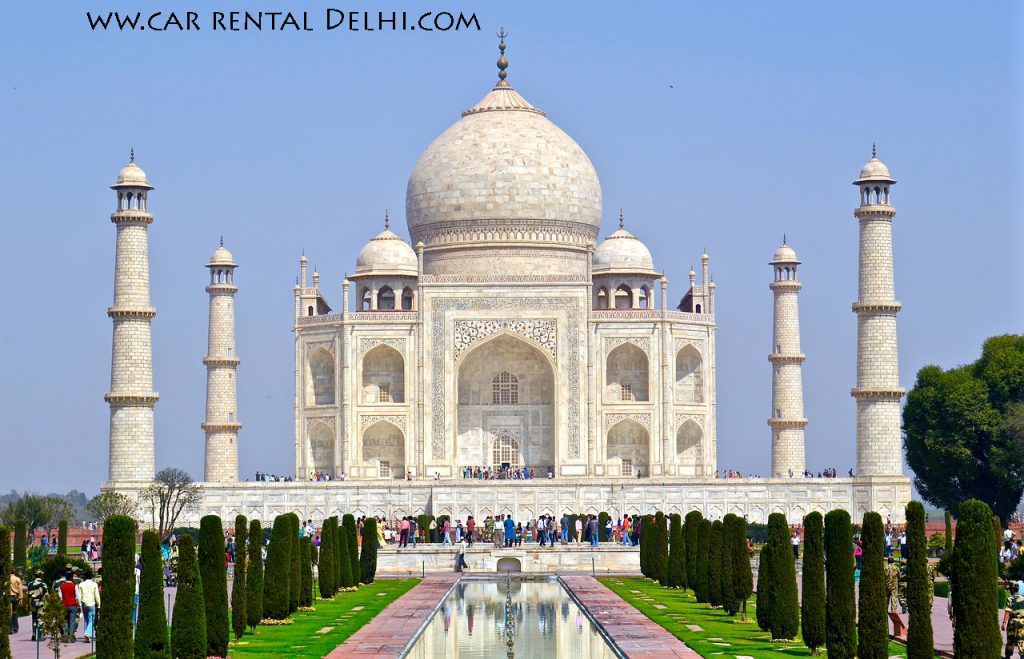 AGRA – One of the seven wonders of the World