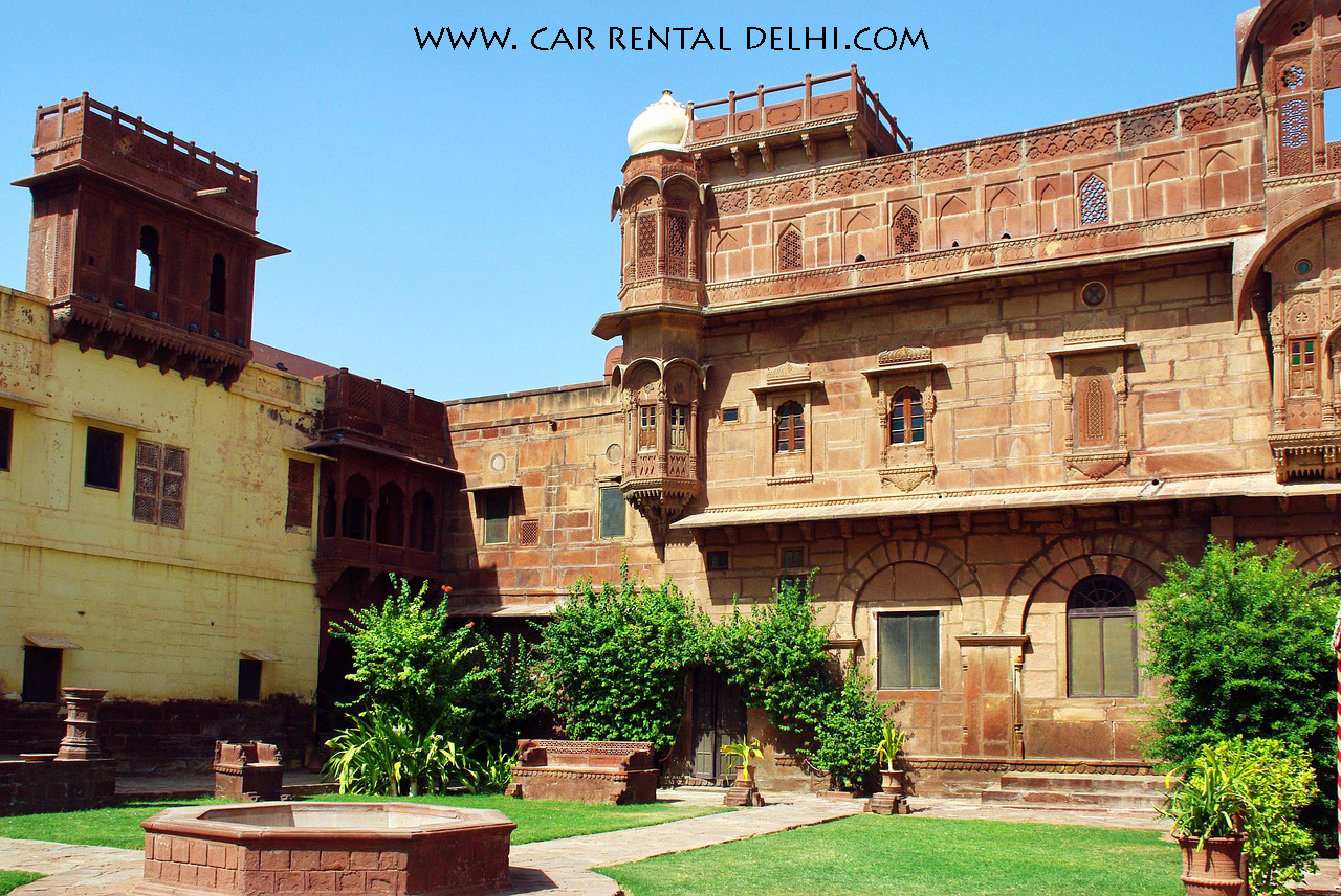 Car Rental Delhi